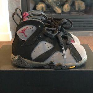 """Air Jordan 7 """"Bordeaux"""" size 5c"""